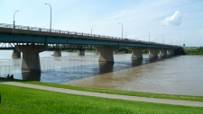 Diefenbaker Bridge