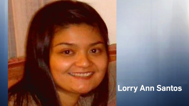 Lorry Ann Santos was shot and killed while answering the door of her Saskatoon home Sept. 12, 2012.