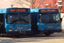 Saskatoon city bus
