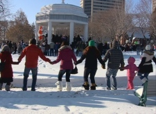 Idle no more rally