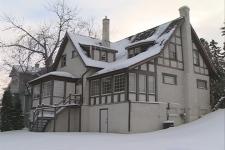 Diefenbaker, House