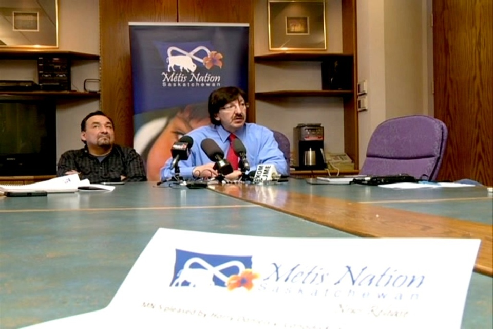 Robert Doucette, president of Metis Nation Saskatchewan, said the decision will allow for new negotiations for Metis people.