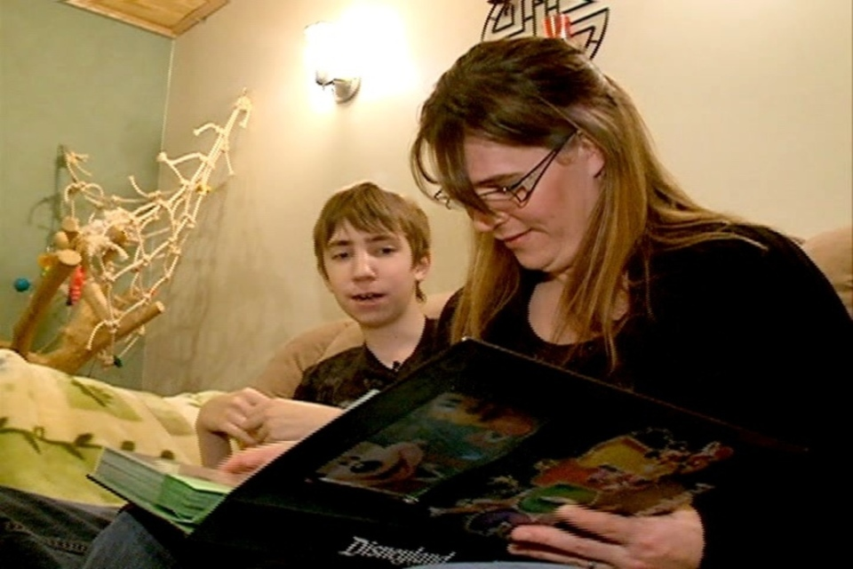 According to Treena Cheveldayoff, her son Brody has one of the worst cases of Tourette Syndrome doctors have seen.