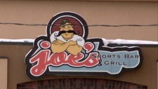 Joe Dogs sports bar