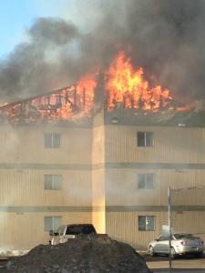 Saskatoon McKercher Fire