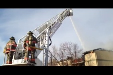 Saskatoon apartment fire