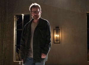 Bryan Cranston, as Walter White, appears in a scene from the series finale of 'Breaking Bad,' which aired Sunday, Sept. 29, 2013. (AMC, Ursula Coyote)