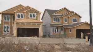 A report from the Federation of Canadian Municipalities says the country has a housing problem that is going to require action from all levels of government.