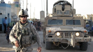 U.S. soldiers in Iraq, iraq soldiers