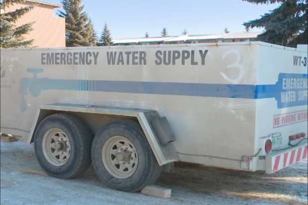 Saskatoon water main breaks