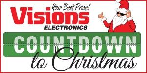 Visions Countdown to Christmas - SASK - Front