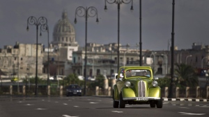 With U.S. President Barack Obama announcing the re-establishment of diplomatic relations with Cuba, CTVNews.ca looks at the communist island's history since relations fell apart after the Cuban revolution. (AP / Franklin Reyes)