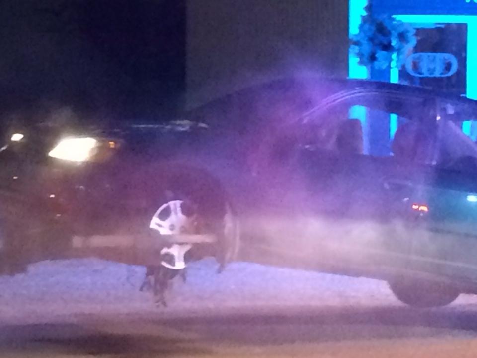 City Of Saskatoon Car Towed