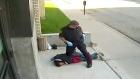 CTV Saskatoon: Video shows cop kicking man