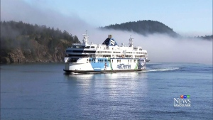 BC Ferries is asking the public for help in naming three new ships.