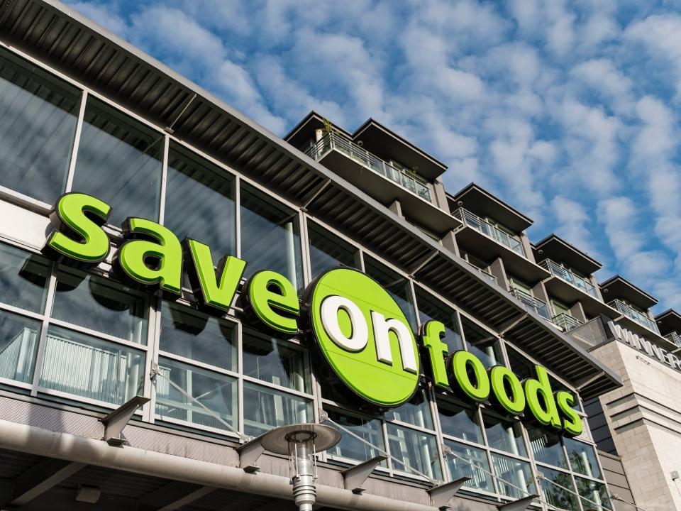 Save On Foods Jobs Victoria