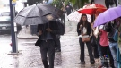 CTV Vancouver: Deluge of rain to hit South Coast