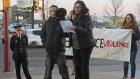 CTV Saskatoon: Crowd protests police carding