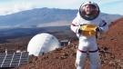 Edmonton man wants to be an astronaut