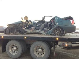 Fatal collision on Highway 11 near Saskatoon
