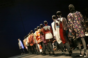 The organizers of New York Fashion Week are considering doing away with a century of tradition and showing designers' collections only when they go on sale in the shops. (©Gina Smith/shutterstock.com)
