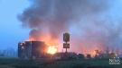 CTV Saskatoon: Sask. residents describe Alta. fire