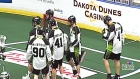 Saskatchewan Rush look to capture cup