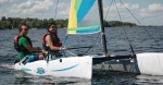 Golfing, sailing, camping at Blackstrap Lake