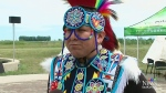 Wanuskewin park hosts Aboriginal Day celebration