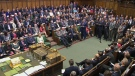 MPs discuss 'Brexit' during Parliament in London