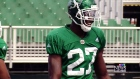 Rookie Kevin Francis could become Riders safety