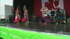 Saskatoon residents celebrate Canada Day at Diefen