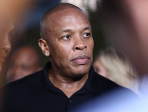 In this Aug. 10, 2015, file photo, Dr. Dre arrives at the Los Angeles premiere of 'Straight Outta Compton.' (Photo by John Salangsang/Invision/AP, File)