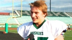 Huskie putting Esterhazy on football map