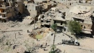 CTV National News: Relentless airstrikes in Aleppo