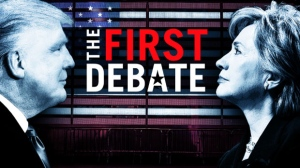First U.S. presidential debate