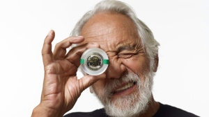 Comedian, musician and pot activist Tommy Chong, shown in a handout photo, says he intends to keep 'priming the pump' until marijuana is legalized across the United States and in Canada (THE CANADIAN PRESS / HO-Courtesy of Anderson Group Public Relations)