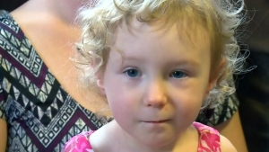 Toddler in pain needs help now, family says