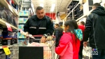 Shop with a Cop: P.A. cops, kids splurge on gifts