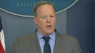 CTV News Channel: First White House press briefing
