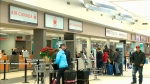 YXE airport flying high over passenger numbers