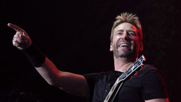 Nickelback, Daughtry head to Darien Lake