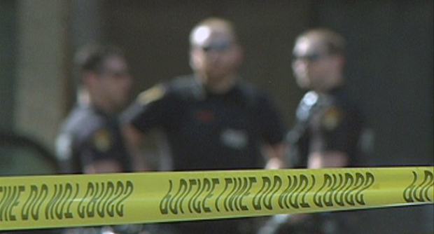 Saskatoon, police tape, generic