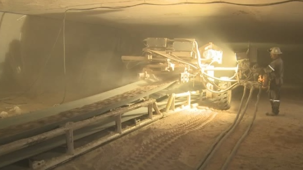 PotashCorp won't operate its Allan potash mine between Dec. 16 and Feb. 9.