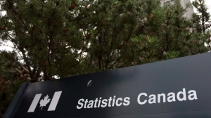 Signage marks the Statistics Canada offices in Ottawa on Wednesday, July 21, 2010. (Sean Kilpatrick / THE CANADIAN PRESS)
