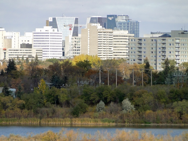 Regina landscape