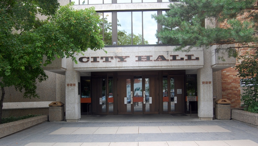 Saskatoon City Hall